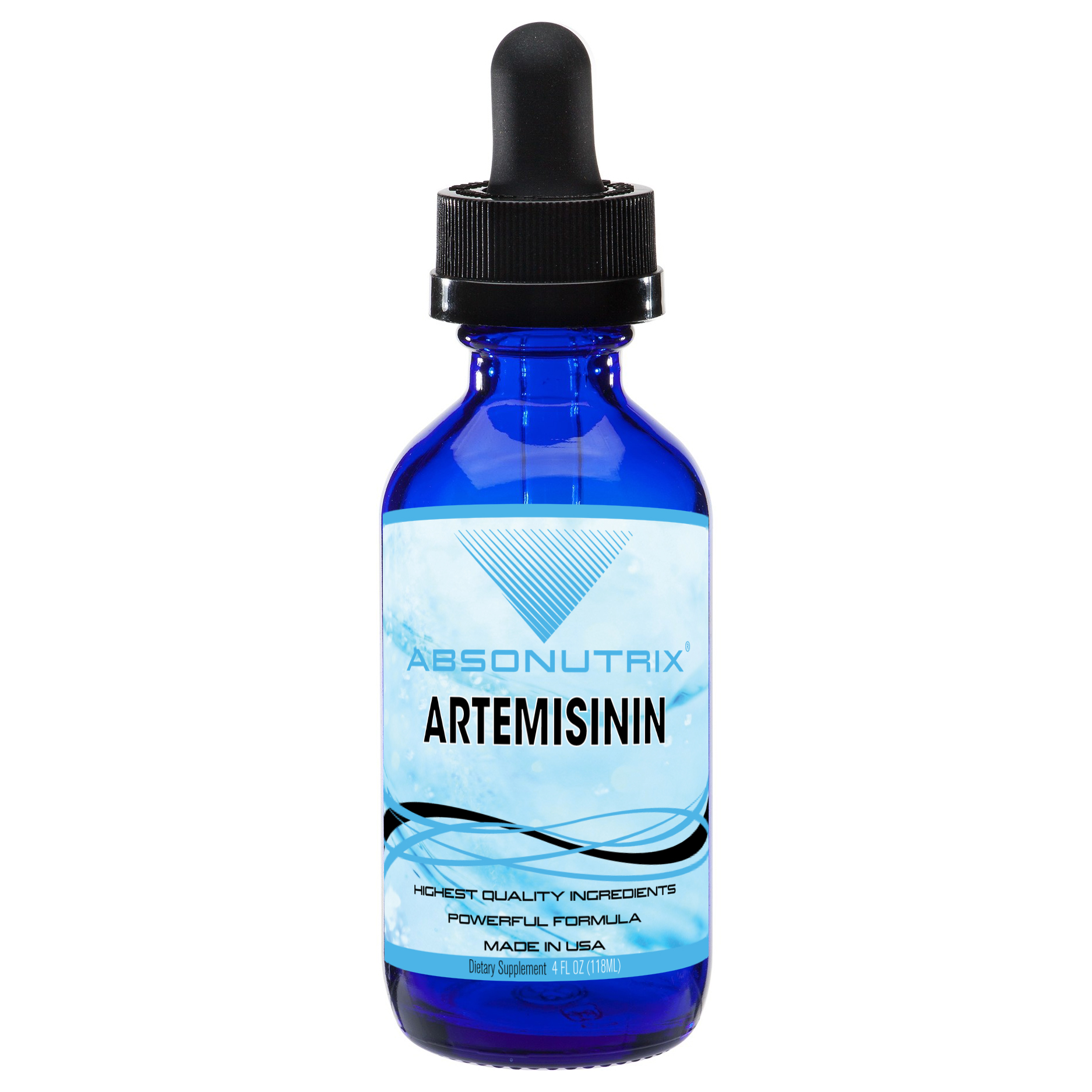 Absonutrix Artemisinin 539mg 4 Fl oz antioxidant helps control inflammation and protect against external agents