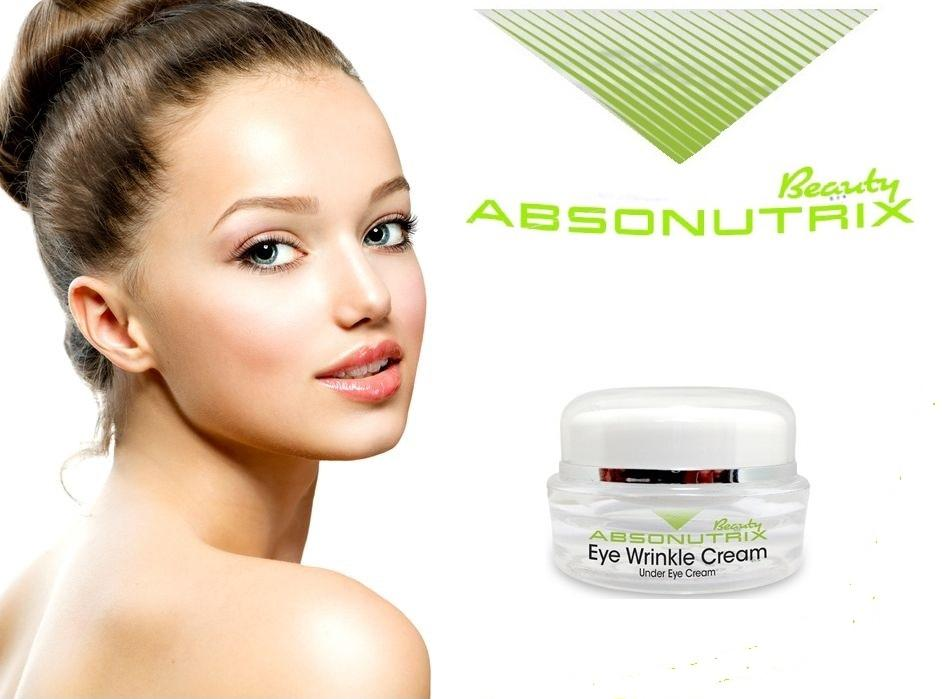 Absonutrix Antiwrinkle Under Eye Cream and illuminator