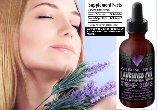 Absonutrix Lavender Oil